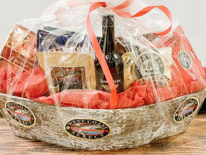 corporate gift basket large